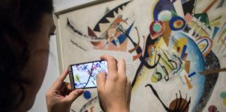 Kandisnky en Bellas Artes
