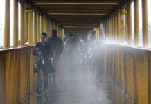 lluvia en la CDMX