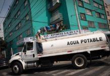 megacorte de agua en la Ciudad de México