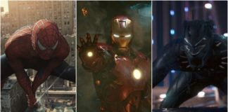 mejores películas de personajes de Stan Lee