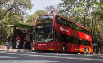 Cerrarán cinco estaciones del Metrobús por rodada del 23 de febrero