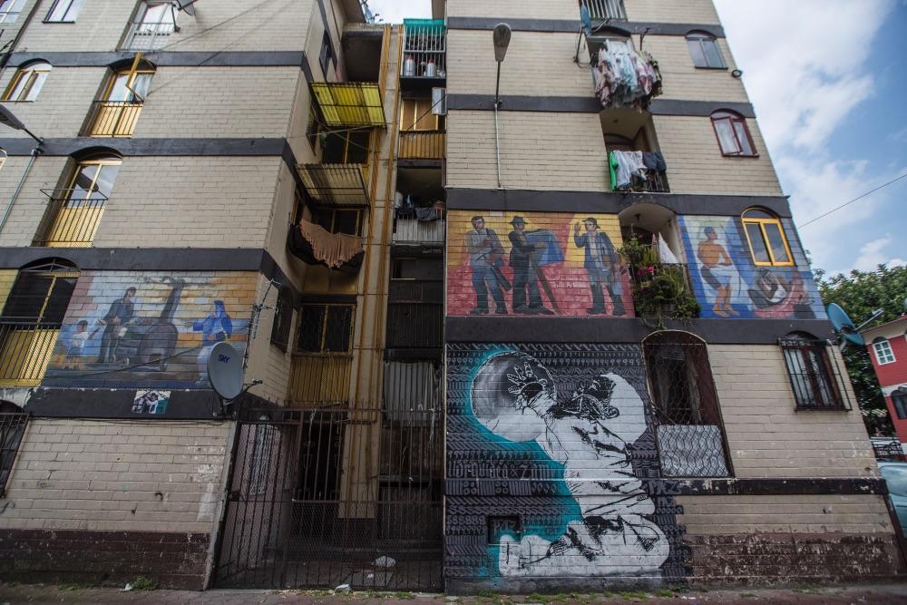 murales en Tepito