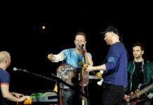 nuevo nombre de Coldplay