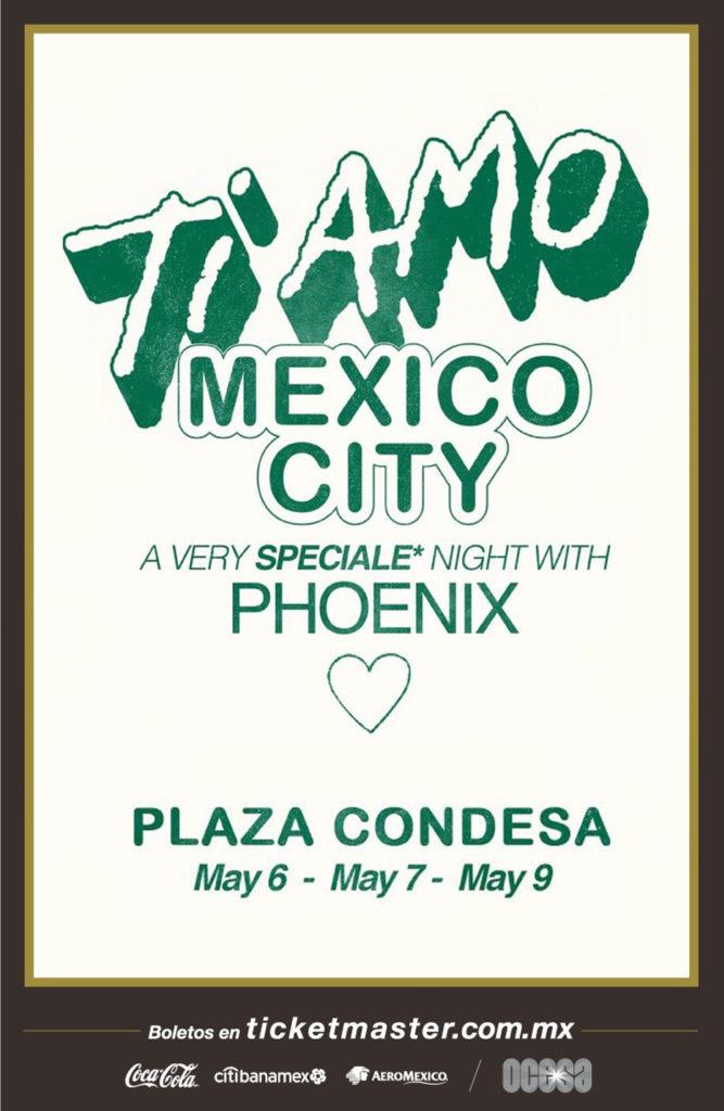 Phoenix en CDMX