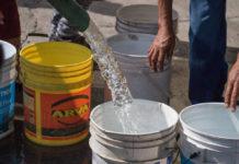 suministro de agua en la cdmx
