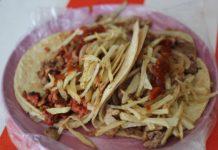 tacos borrachos La Pradera