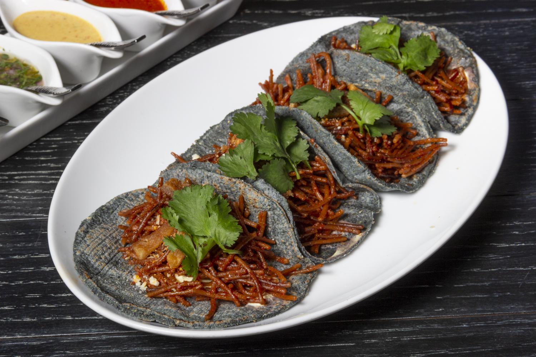 La hora de los tacos (raros): de fideos, colores, coreanos y más 🌮