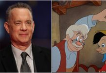 Tom Hanks como Geppetto