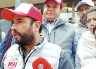VICTOR HUGO ROMO DETENIDO