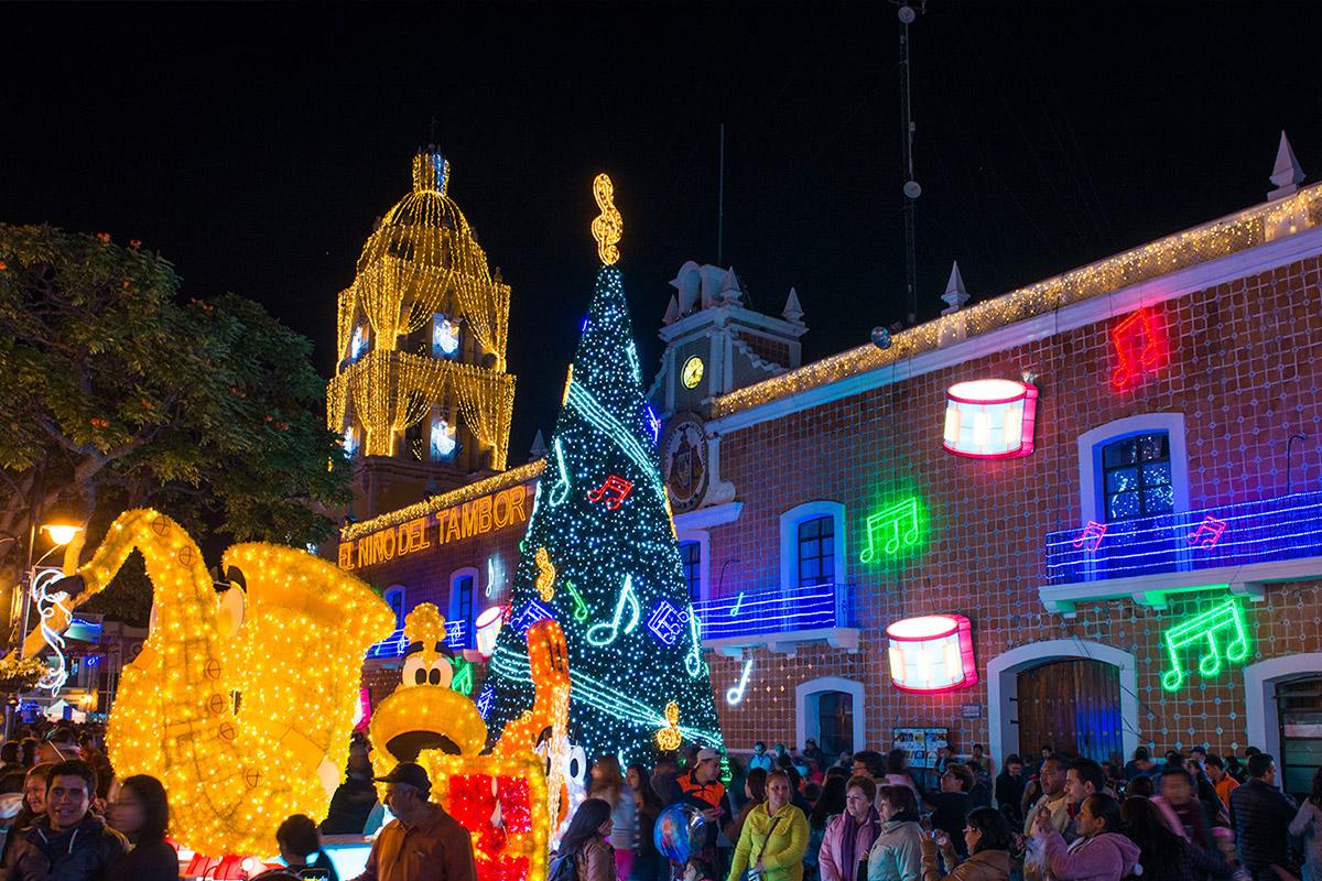 Villa Iluminada de Atlixco de 2018