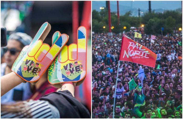 Pal Norte vs Vive Latino