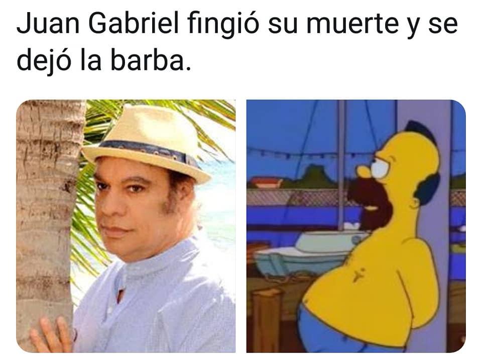 regreso de Juan Gabriel