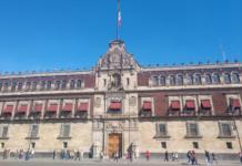vallas de Palacio Nacional