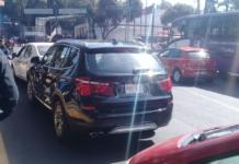conductor del BMW asesinado