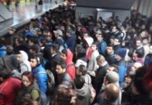 caos en la línea 7