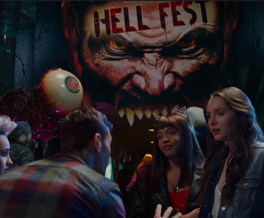 Hell Fest cinta