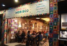 Mercado Morisco en Santa María