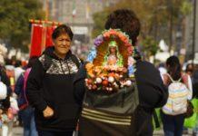 festejos en la Basilica de Guadalupe