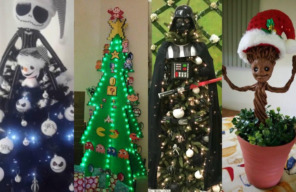 e1eb40050ae Échale un ojo a las Ideas frikis para adornar el árbol de Navidad