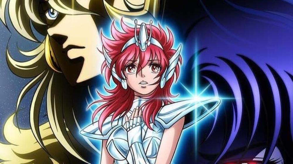 dce5cf1147d Anime Saintia Sho presenta a las guerreras del zodiaco
