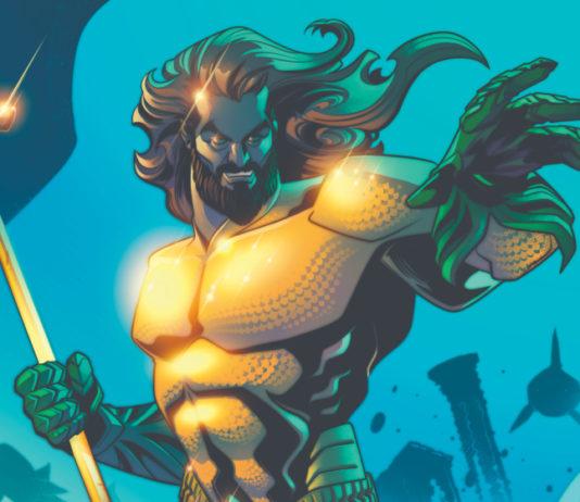 Aquaman entrevista