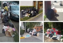 basura en Naucalpan