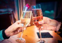 cenas de Año Nuevo