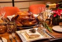 lugares para cenar en navidad fuera de casa