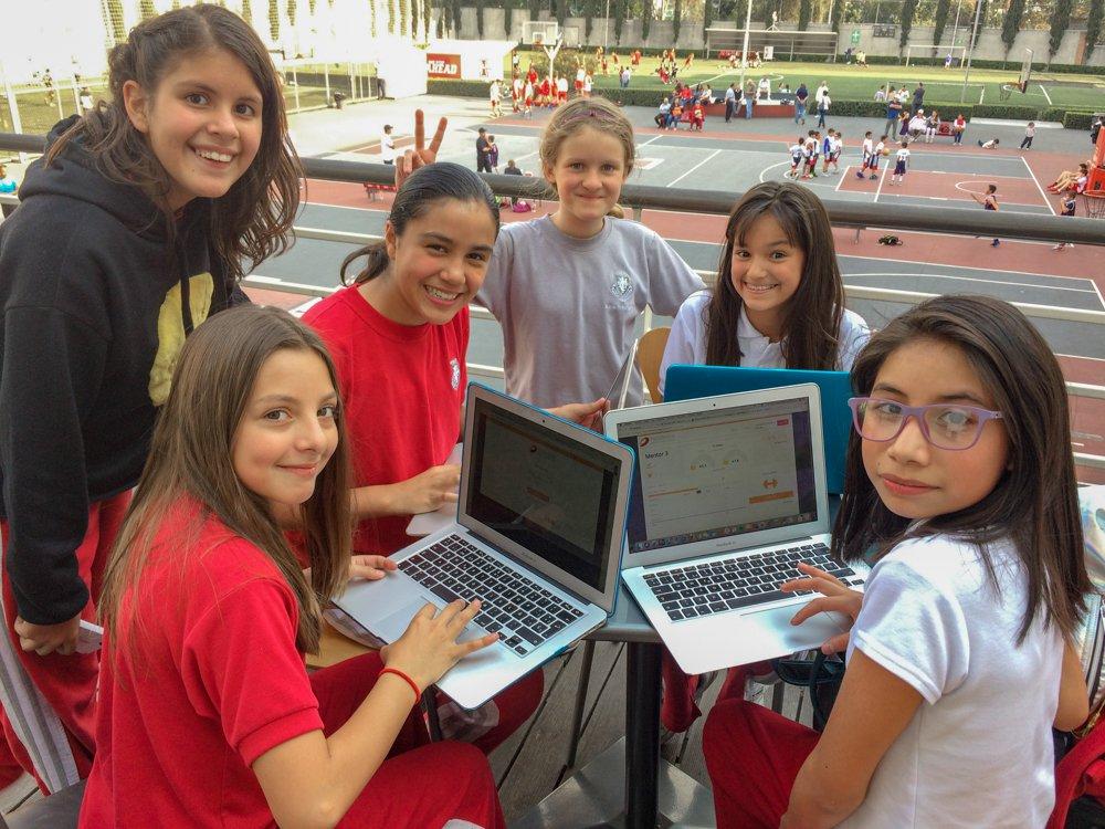 Colegio Internacional de Mexico 1