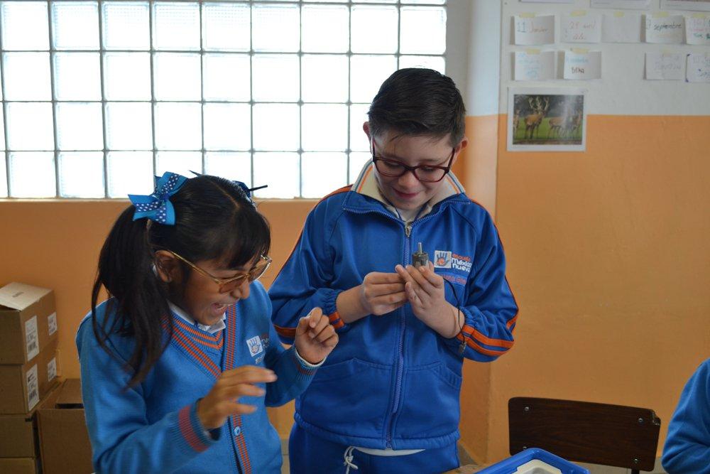 Escuela México Nuevo