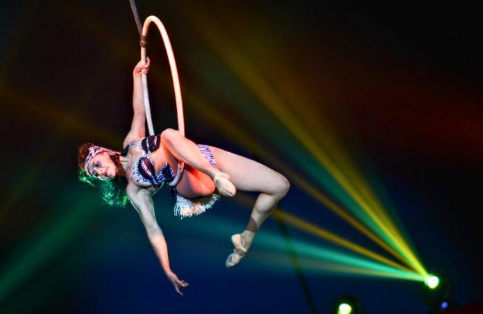 galas de invierno del circo atayde