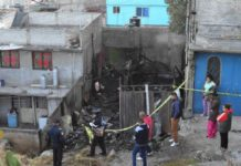 causas del incendio en Iztapalapa