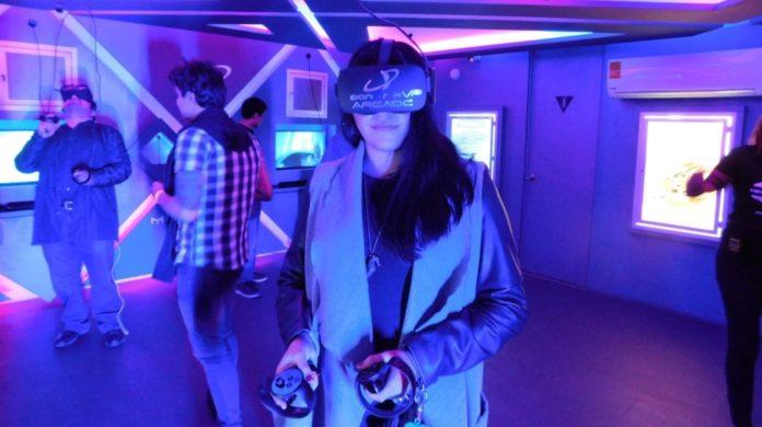 moonstar experience arcade vr