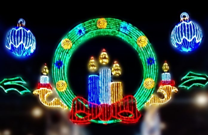 navidad en la cdmx 2018
