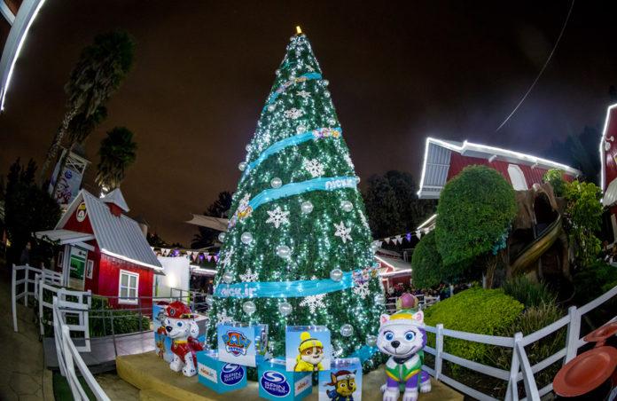 Navidad en Granja las Américas