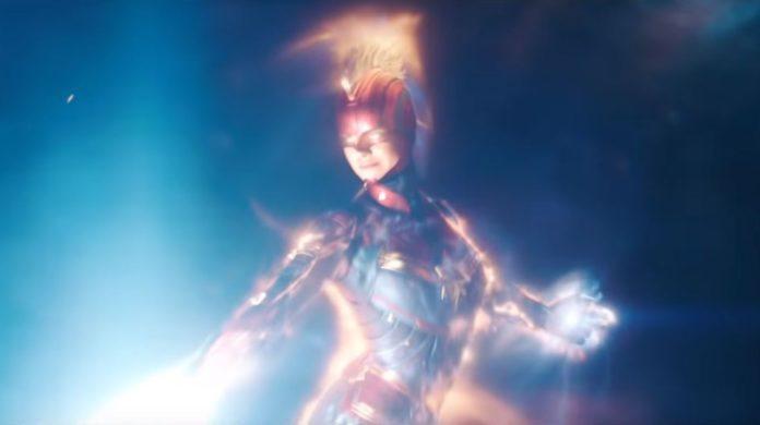 nuevo tráiler de capitana Marvel