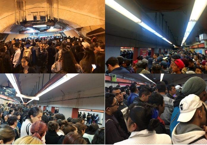 qué pasa con el servicio de la Línea 7 del Metro