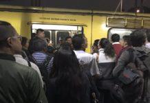 suspenden servicio en la Línea A del Metro