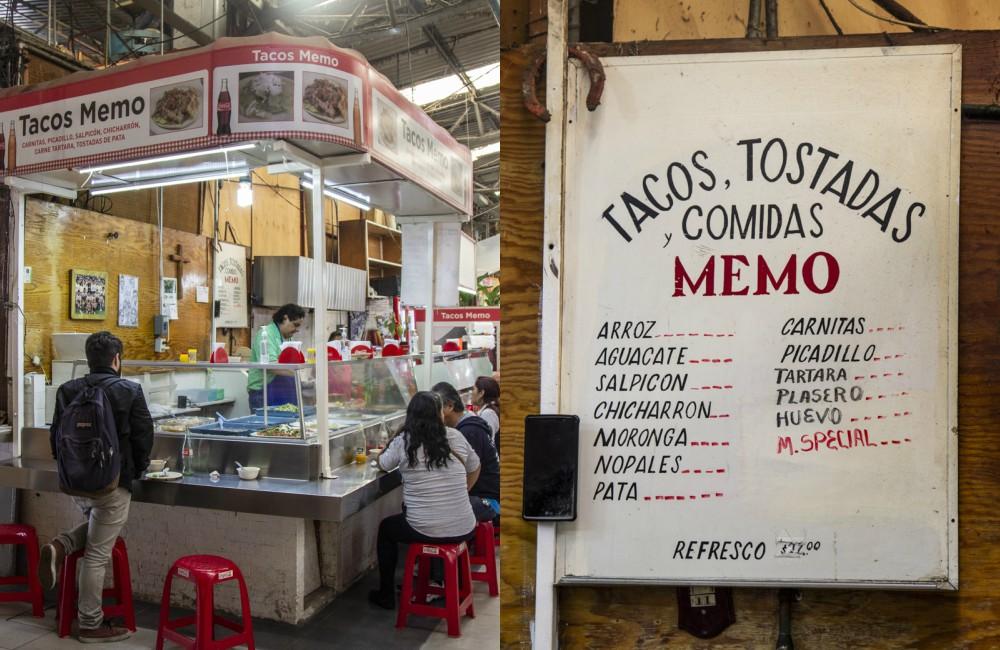 Tacos Memo