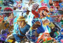torneo de super smash bros ultimate