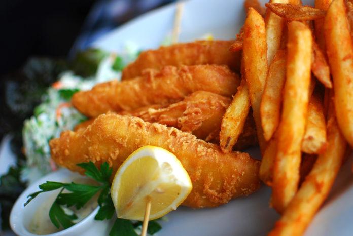 Fish and Chips en la CDMX