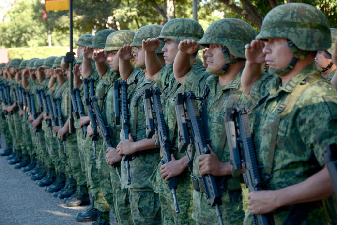 iniciativa para crear la Guardia Nacional