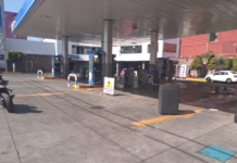 gasolineras sin combustible en la CDMX
