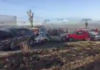 carambola en la carretera Mexico-Pachuca