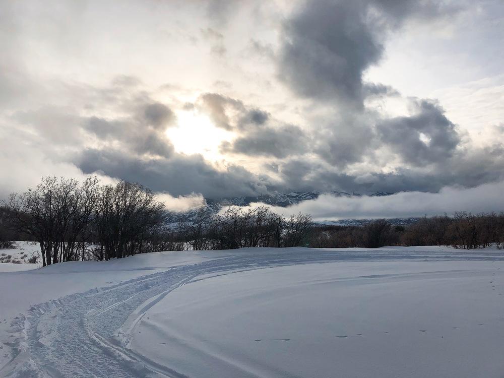 Imágenes de invierno en el mundo