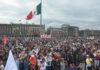 manifestaciones en el Centro Histórico