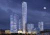 nuevos rascacielos en la CDMX