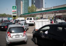 abasto de gasolina en la CDMX