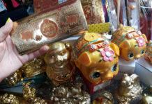 amuletos del Año nuevo chino