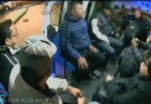 """""""Váyanse con cuidado"""": dice tras cometer asalto en el transporte público en el Estado de México"""